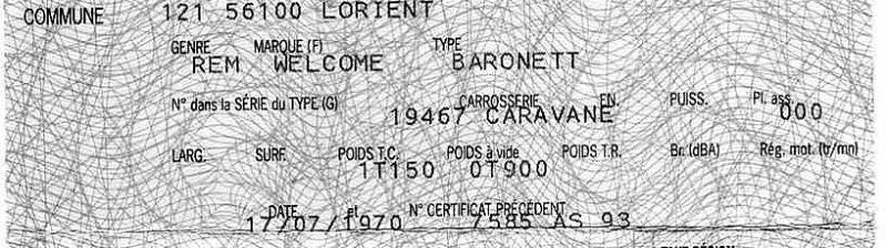baronette gt de 1970 page 1 diguemania a n n e x e. Black Bedroom Furniture Sets. Home Design Ideas