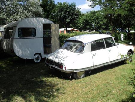 Rencontre camping car vichy